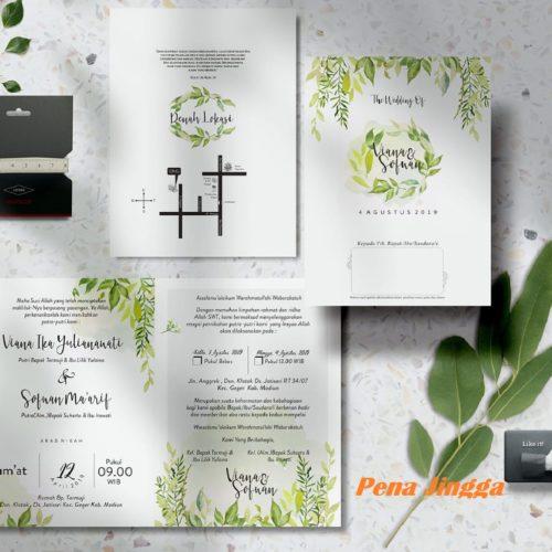 Undangan Pernikahan Magelang